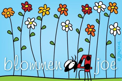 Vaak Jij is Lief - kaart: Bloemen voor jou @SI-81